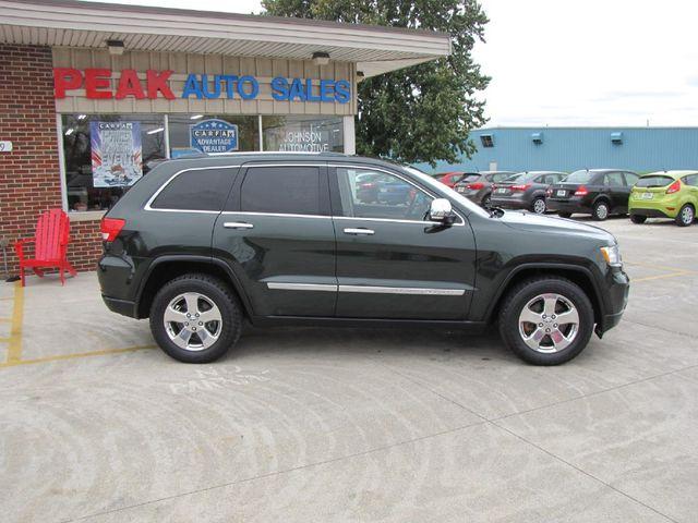 2011 Jeep Grand Cherokee Limited in Medina OHIO, 44256