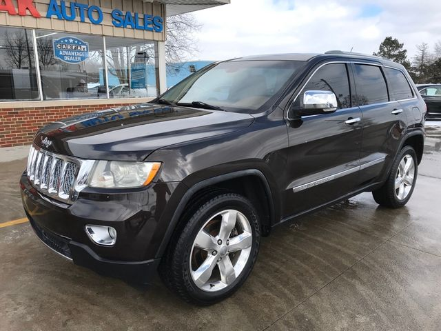 2011 Jeep Grand Cherokee Overland in Medina, OHIO 44256