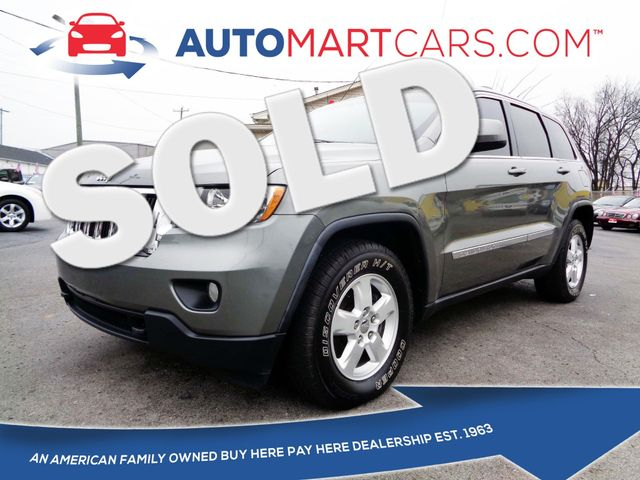 2011 Jeep Grand Cherokee Laredo | Nashville, Tennessee | Auto Mart Used Cars Inc. in Nashville Tennessee