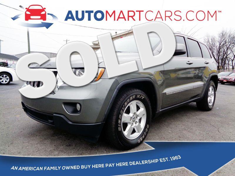 2011 Jeep Grand Cherokee Laredo   Nashville, Tennessee   Auto Mart Used Cars Inc. in Nashville Tennessee