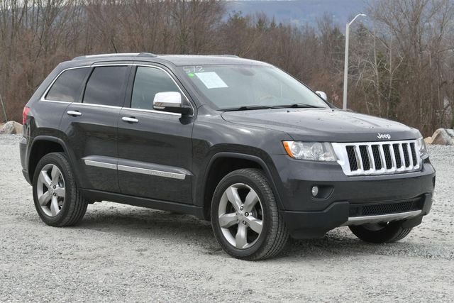 2011 Jeep Grand Cherokee Overland Naugatuck, Connecticut 6
