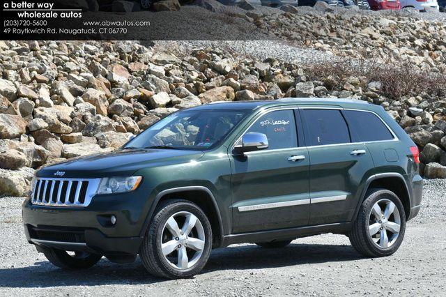 2011 Jeep Grand Cherokee Limited Naugatuck, Connecticut