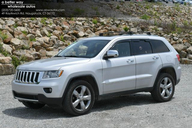 2011 Jeep Grand Cherokee Limited 4WD Naugatuck, Connecticut