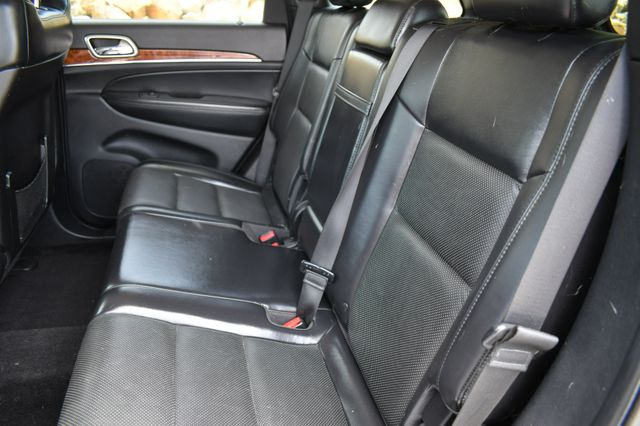 2011 Jeep Grand Cherokee Limited 4WD Naugatuck, Connecticut 17