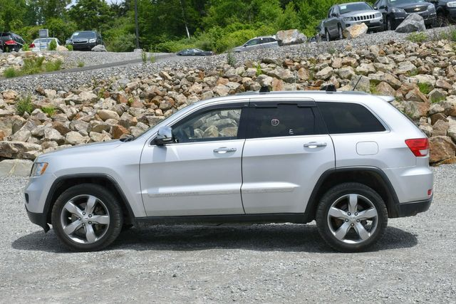 2011 Jeep Grand Cherokee Limited 4WD Naugatuck, Connecticut 3