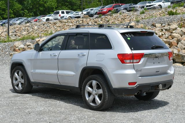 2011 Jeep Grand Cherokee Limited 4WD Naugatuck, Connecticut 4