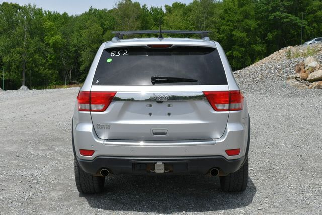 2011 Jeep Grand Cherokee Limited 4WD Naugatuck, Connecticut 5