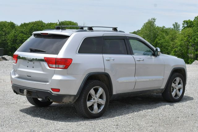 2011 Jeep Grand Cherokee Limited 4WD Naugatuck, Connecticut 6