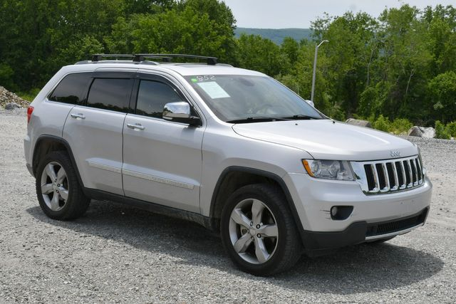 2011 Jeep Grand Cherokee Limited 4WD Naugatuck, Connecticut 8