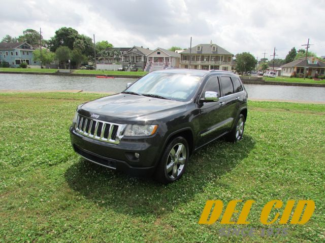 2011 Jeep Grand Cherokee Overland in New Orleans, Louisiana 70119