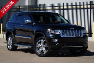 2011 Jeep Grand Cherokee Overland Summit | Plano, TX | Carrick's Autos in Plano TX
