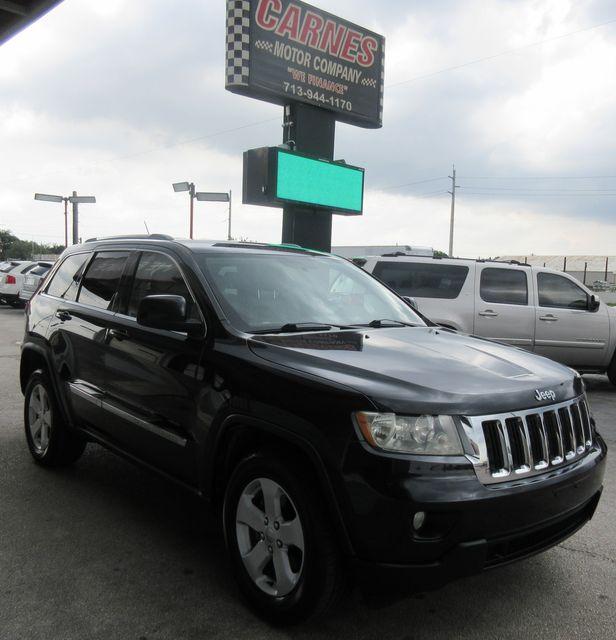 2011 Jeep Grand Cherokee Laredo south houston, TX 4