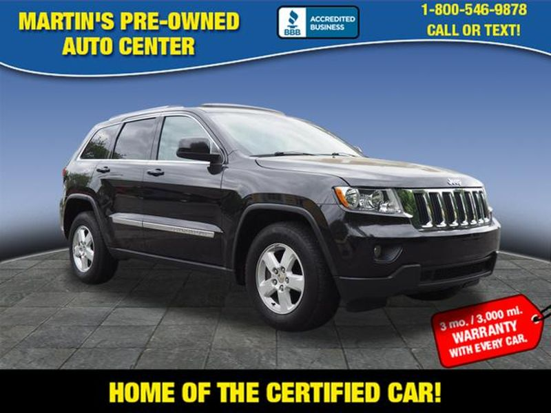 2011 Jeep Grand Cherokee Laredo | Whitman, Massachusetts | Martinu0027s  Pre Owned