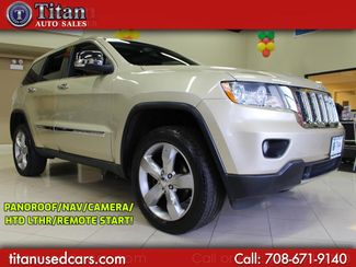 2011 Jeep Grand Cherokee Overland in Worth, IL 60482