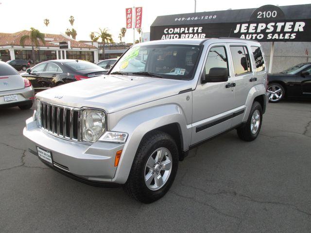 2011 Jeep Liberty 4X4 Sport