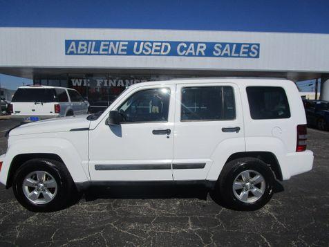 2011 Jeep Liberty Sport in Abilene, TX