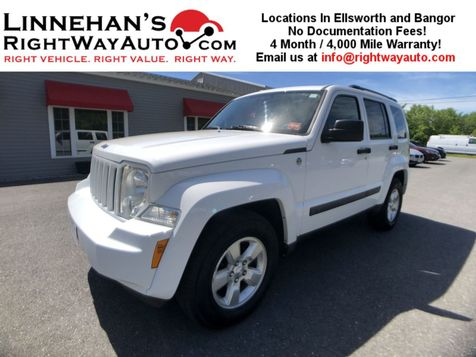 2011 Jeep Liberty Sport in Bangor