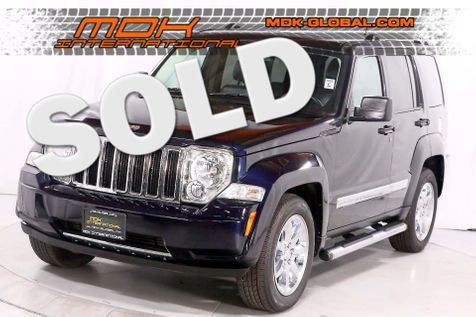 2011 Jeep Liberty Limited - 4WD - Navigation - Tow pkg - Leather in Los Angeles