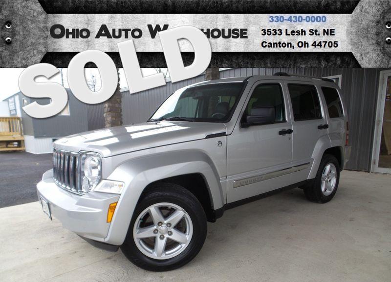 2011 Jeep Liberty Limited 4x4 Sunroof 61K LOW MILES We Finance   Canton, Ohio   Ohio Auto Warehouse LLC in Canton Ohio