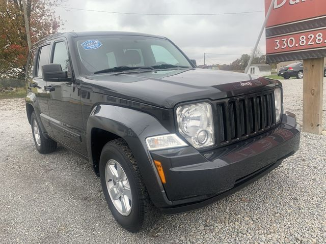 2011 Jeep Liberty Sport in Dalton, OH 44618