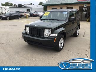 2011 Jeep Liberty Sport 4WD in Lapeer, MI 48446