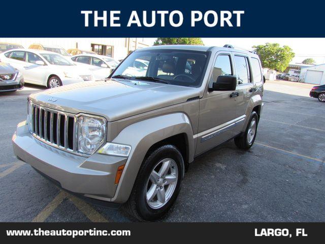 2011 Jeep Liberty Limited W/NAVI