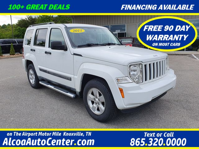 2011 Jeep Liberty Sport 3.7L V6 4X4 in Louisville, TN 37777