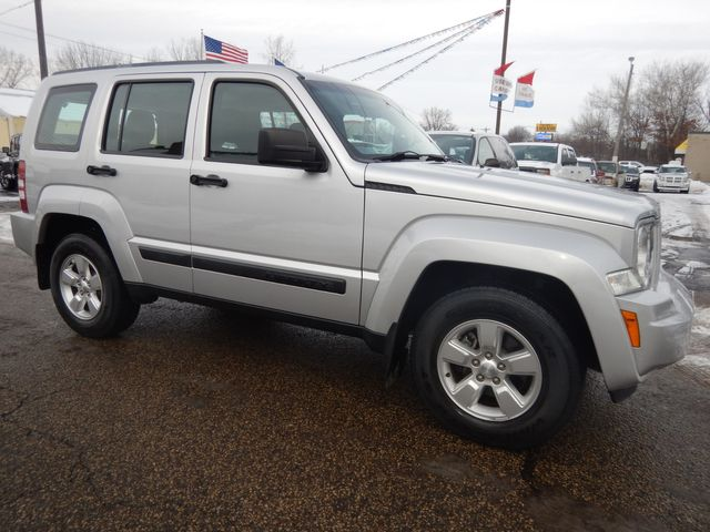 2011 Jeep Liberty Sport in Oakdale, Minnesota 55128
