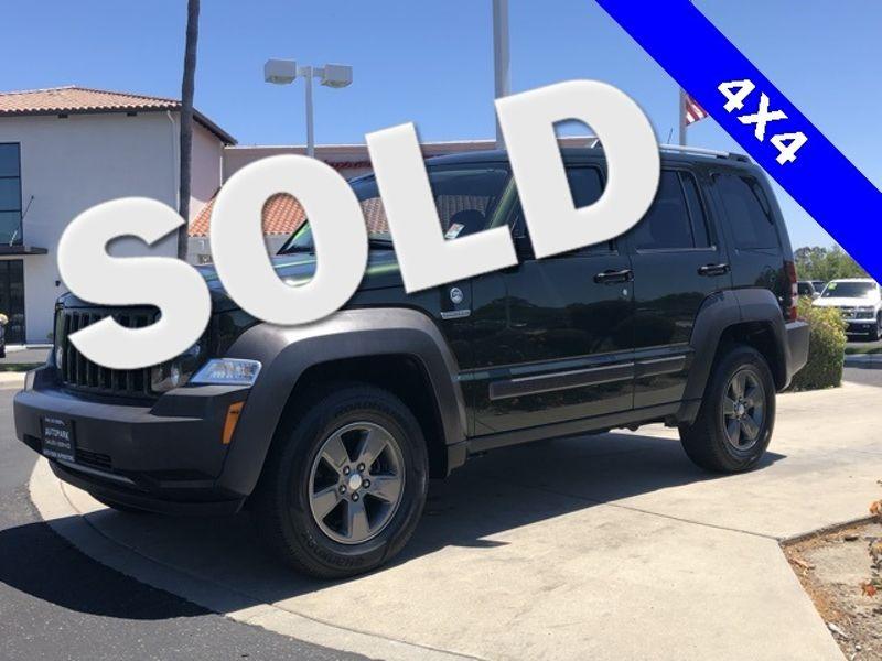 2011 Jeep Liberty Renegade | San Luis Obispo, CA | Auto Park Sales & Service in San Luis Obispo CA