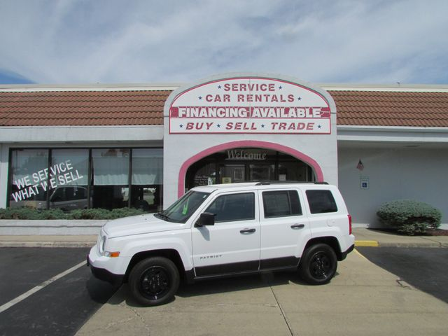 2011 Jeep Patriot Sport *SOLD