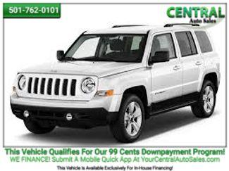 2011 Jeep Patriot Latitude | Hot Springs, AR | Central Auto Sales in Hot Springs AR