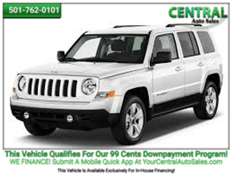 2011 Jeep Patriot Latitude   Hot Springs, AR   Central Auto Sales in Hot Springs AR