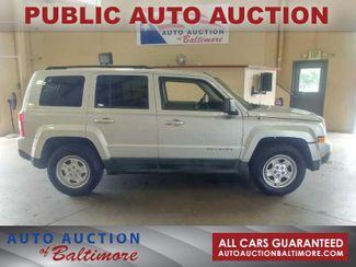 2011 Jeep Patriot Sport   JOPPA, MD   Auto Auction of Baltimore  in Joppa MD