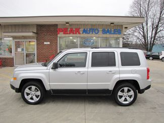 2011 Jeep Patriot Latitude 4WD in Medina, OHIO 44256