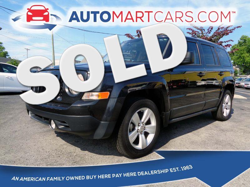 2011 Jeep Patriot Latitude X | Nashville, Tennessee | Auto Mart Used Cars Inc. in Nashville Tennessee