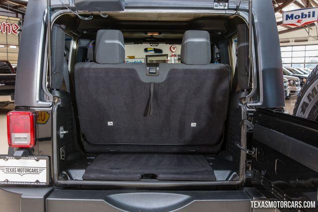 2011 Jeep Wrangler Sport 4X4 in Addison Texas, 75001