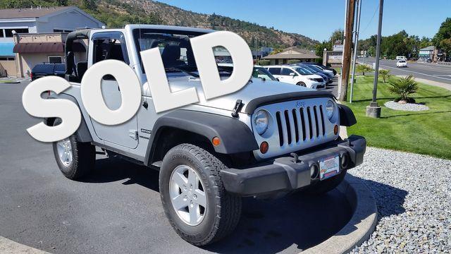 2011 Jeep Wrangler in Ashland OR