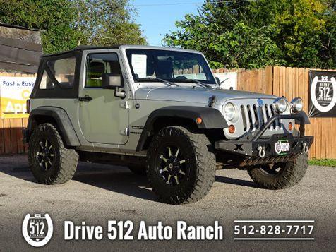 2011 Jeep Wrangler Sport in Austin, TX