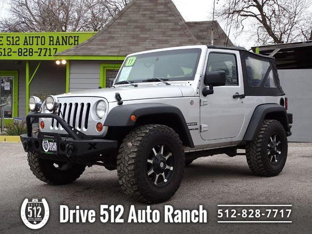 2011 Jeep Wrangler Sport in Austin, TX 78745
