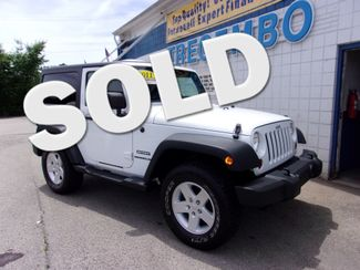 2011 Jeep Wrangler Sport in Bentleyville, Pennsylvania 15314
