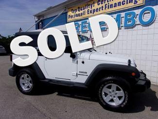 2011 Jeep Wrangler Sport in Bentleyville, Pennsylvania 15314