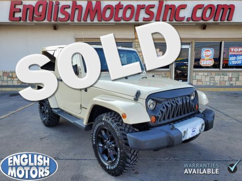 2011 Jeep Wrangler Sahara in Brownsville, TX