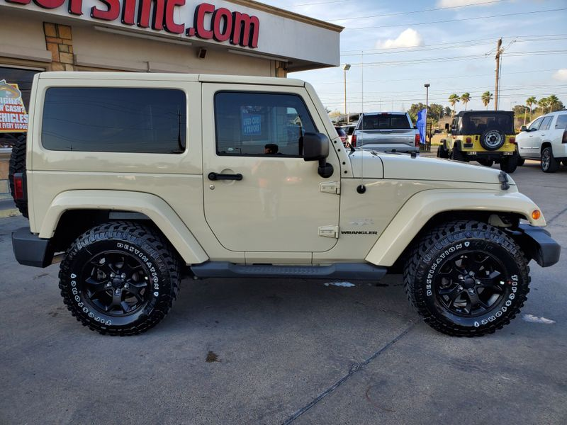 2011 Jeep Wrangler Sahara  Brownsville TX  English Motors  in Brownsville, TX