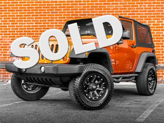 2011 Jeep Wrangler Sport Burbank, CA