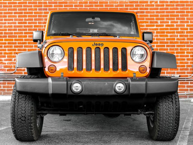 2011 Jeep Wrangler Sport Burbank, CA 2