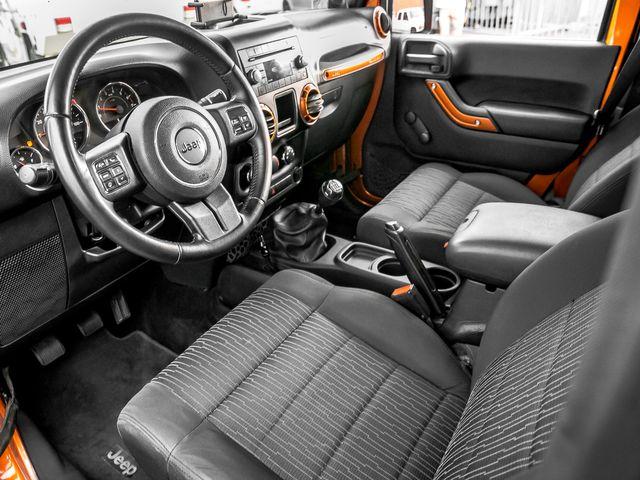 2011 Jeep Wrangler Sport Burbank, CA 9