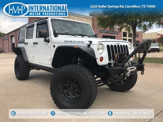 2011 Jeep Wrangler Unlimited Rubicon in Carrollton, TX 75006