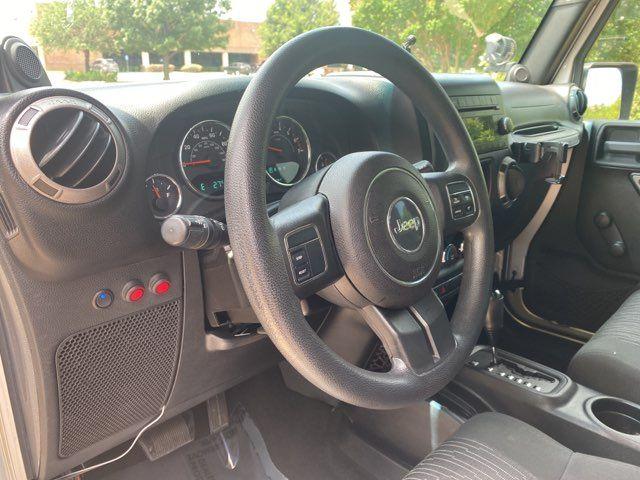2011 Jeep Wrangler Unlimited Sport in Carrollton, TX 75006