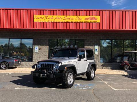 2011 Jeep Wrangler Rubicon in Charlotte, NC