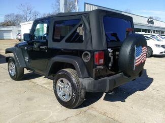 2011 Jeep Wrangler Sport Houston, Mississippi 4